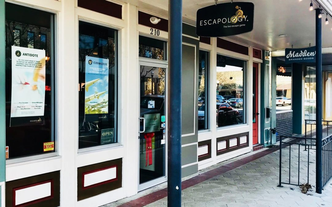 Escapology Lakeland
