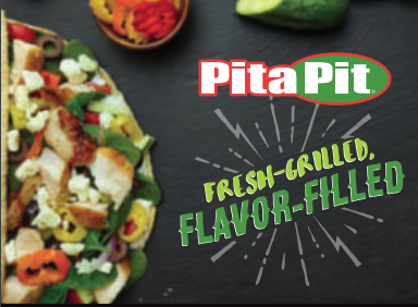 New Downtown Restaurant Alert: Pita Pit!
