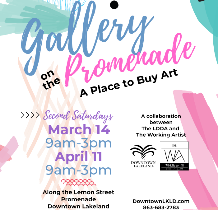 Gallery on the Promenade