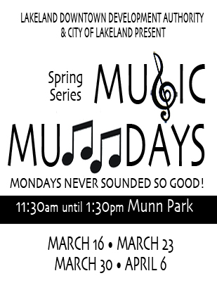 Music Munndays is Back!