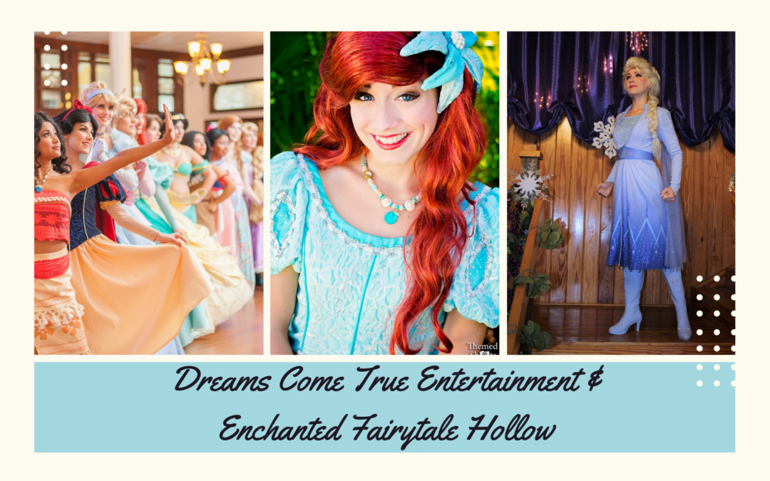 Small Business Story: Dreams Come True Entertainment