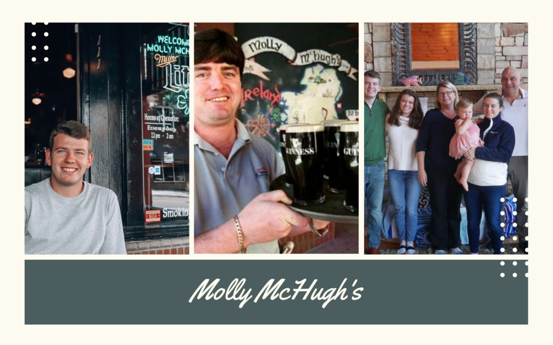 Small Business Story: Molly McHugh's Irish Pub