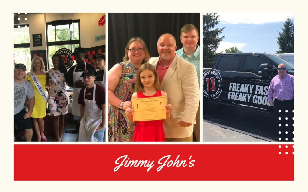 Small Business Story: Jimmy Johns