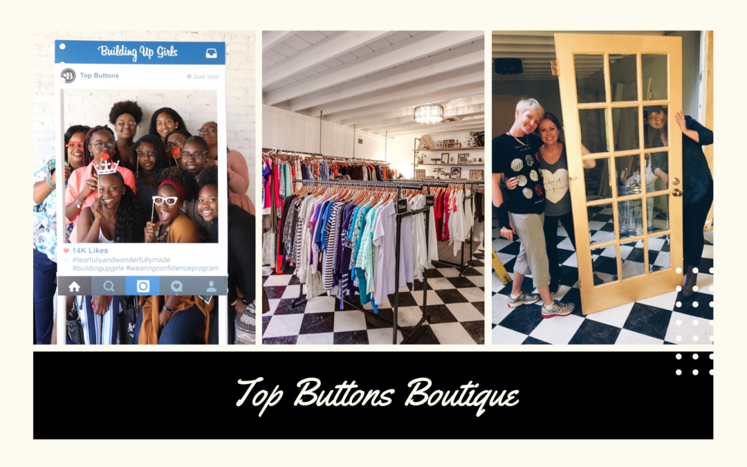 Small Business Story: Top Buttons