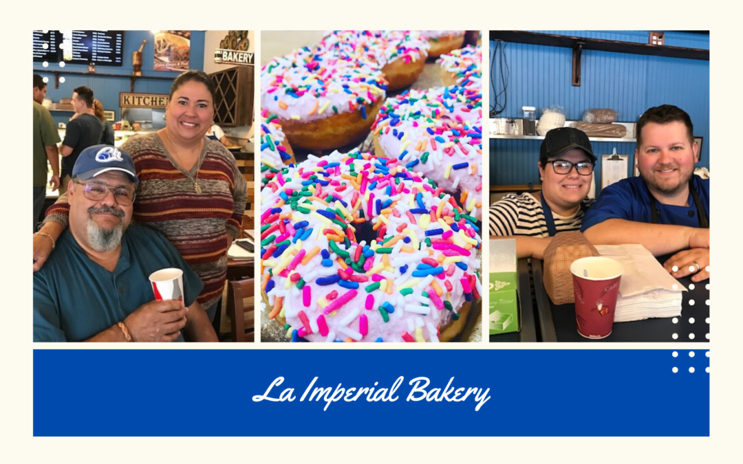Small Business Story: La Imperial Bakery